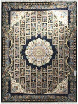 فرش ماشینی بهشتی تبریز 1200 شانه اکرلیک کد 1203125