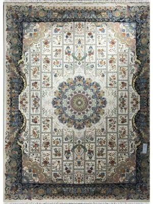 فرش ماشینی بهشتی تبریز 1200 شانه اکرلیک کد 1203126