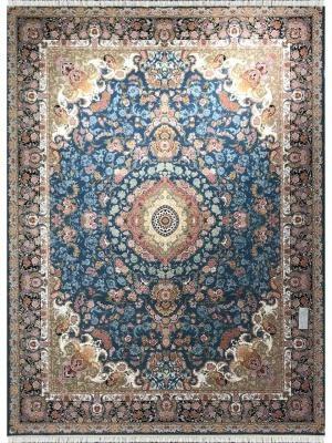 فرش ماشینی بهشتی تبریز 1200 شانه اکرلیک کد 1203204