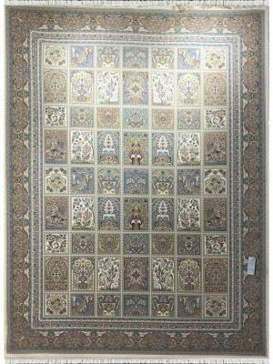 فرش ماشینی بهشتی تبریز 1200 شانه اکرلیک کد 1203689