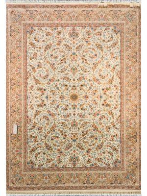 فرش ماشینی بهشتی تبریز 700 شانه کد 1204078