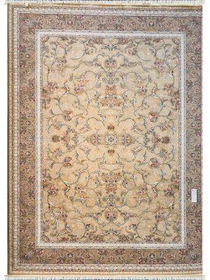 فرش ماشینی بهشتی تبریز 700 شانه کد 1204136