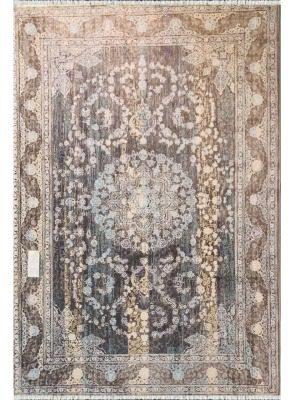فرش ماشینی بهشتی تبریز 700 شانه اکرلیک کد 1405779