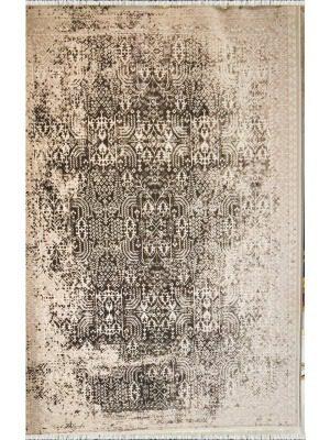 فرش ماشینی بهشتی تبریز 700 شانه اکرلیک کد 1405806