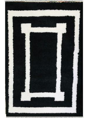 فرش شگی فلوکاتی کنزو پرسان پلی استر کد 3114456