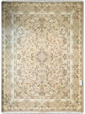 فرش ماشینی خاطره کویر تبریز شکلاتی کد 1203581