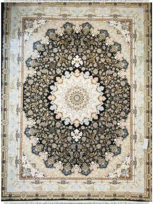 فرش ماشینی پارس نقش زرنگار کد 1203640