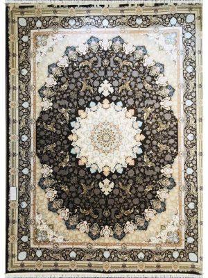 فرش ماشینی پارس نقش زرنگار کد 1204178