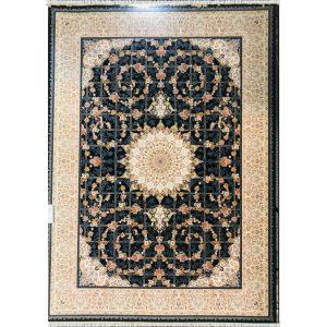 فرش ماشینی 1200 شانه خاطره کویر چکاوک کد 1406321