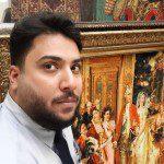 حسین حدادی - ایوان فرش