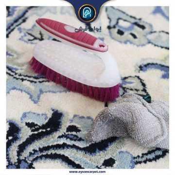 شستن فرش با روشهای ساده و بیدردسر