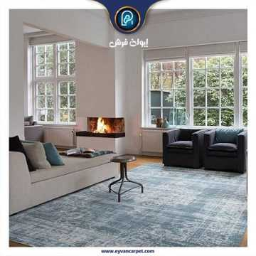 فرش وینتیج و دمیدن روح تازه در فرشهای سالخورده