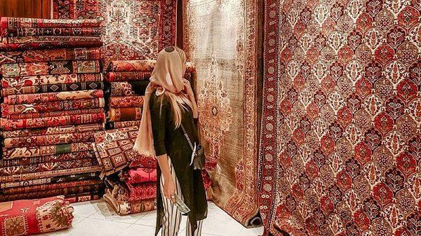 تنوع در مدلهای فرش ایرانی