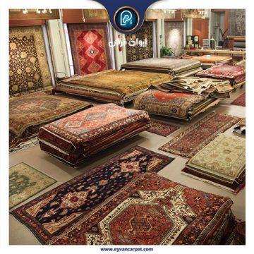 انواع مدلهای فرش ایرانی و ویژگیهای آنها