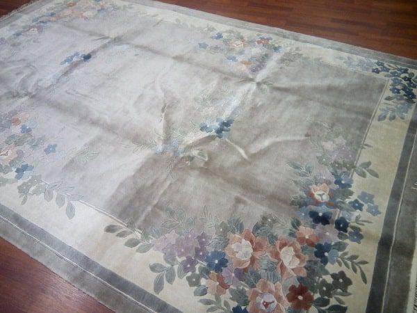 وجود رطوبت در فرش سبب به وجود آمدن کیسی فرش میشود