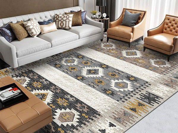 پروسه انتخاب بهترین رنگ فرش برای پذیرایی گاهی با پیچیدگی همراه بوده و فرد را با چالش روبهرو مینماید.