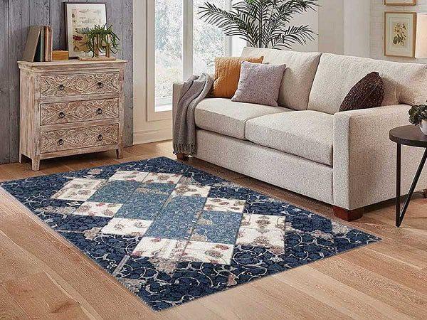 انتخاب فرش در طراحی دکوراسیون داخلی میتواند در اولین مرحله و یا در مرحله نهایی صورت گیرد.