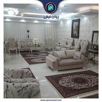 راهنمای اصولی چیدمان فرش در منزل