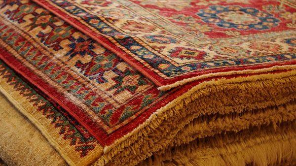 انتخاب فرش با ابعاد مناسب برای اتاق خواب