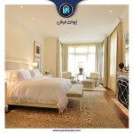 مهمترین نکات در انتخاب ابعاد فرش اتاق خواب
